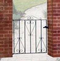 Windsor Scroll  Iron Gate
