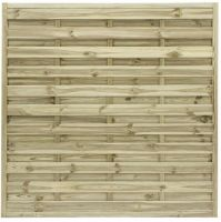 St Esprit Fence Panels in 4 sizes from