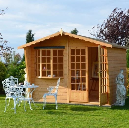 Goodwood Summer House 4 sizes