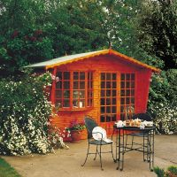 Sandringham Summer House 2 sizes