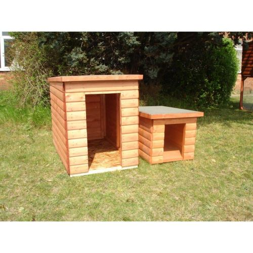 Pent Kennels in 2 sizes