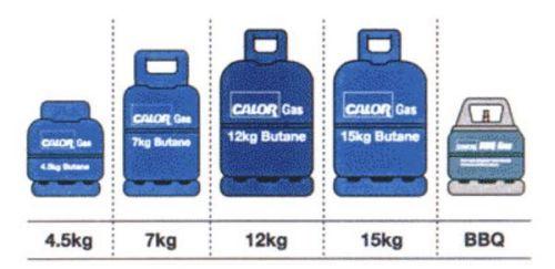 Calor Butane Refill