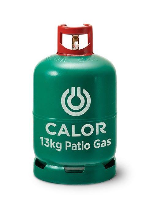 Patio Gas 13kg & 5kg