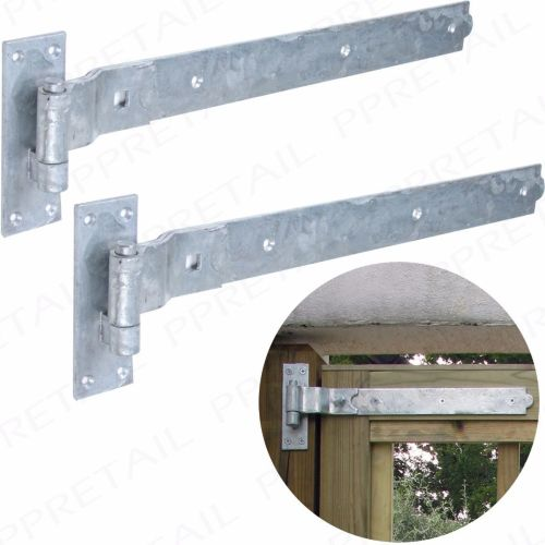 <!-- 0003 --> Cranked Hook & Band Hinges Galvanised all sizes