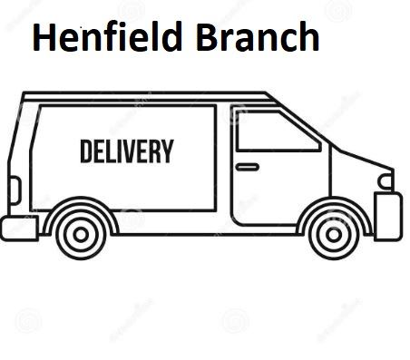 Delivery Charges from Henfield Branch