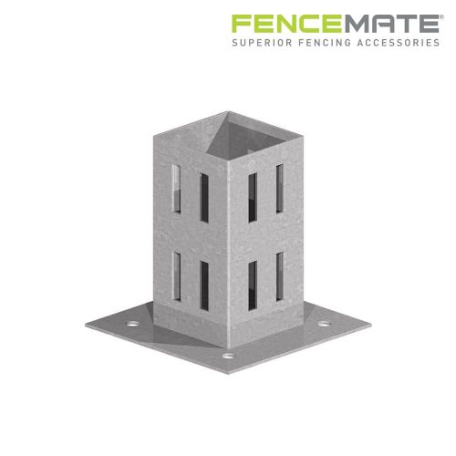 <!-- 0002 -->FENCEMATE Post Bolt Down