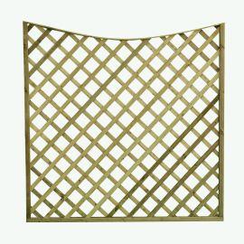 <!-- 0005 -->Diamond Concave or Convex Trellis  all sizes