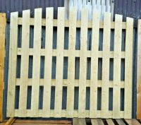 Convex Palisade panel all sizes from