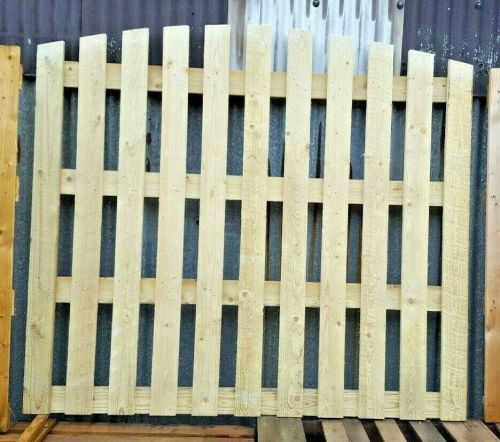 Convex Palisade panel all sizes