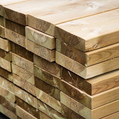 regulated timber all lengths