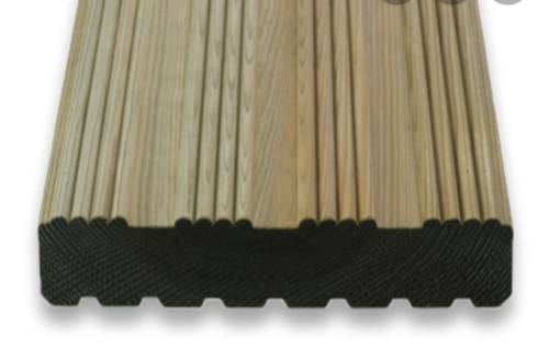 <!-- 0004 -->Deck boards (144 x 44mm) from