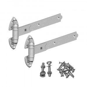 <!-- 0005 --> Heavy  Galvanised Reversible Hinge  from