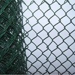 Green PVC Coated Chain Link per 1 Metre from