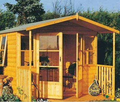 Milton Summer House 4 sizes from