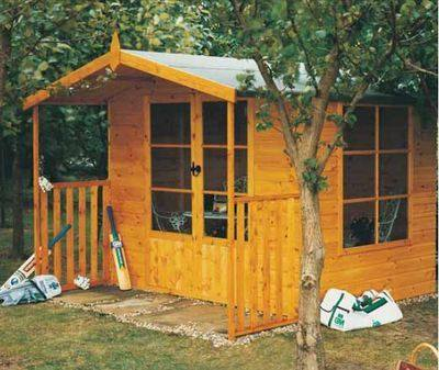 Winton Summer House 4 sizes from