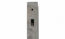<!-- 0020 -->CLOSEBOARD MORTISED POSTS - POINTED TOP prices from