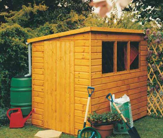 caldey shed