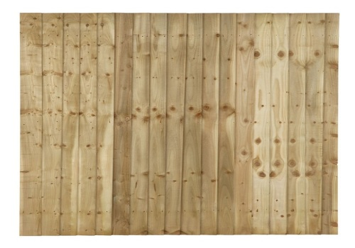 3' x 6' Closeboard Fence Panel