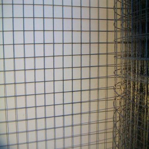 8ft Weld Mesh Galvanised 3.0mm gauge - (2