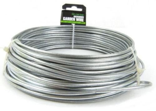 Galvanised 3.0mm gauge x 50mts line wire
