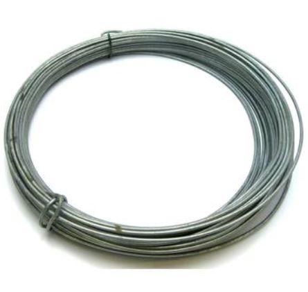 25 metre  3.15 mm Galvanised line wire