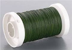 Coated Green Zinc Core  Binding Wire (1.4/2.0g)