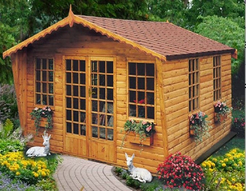 Beauileu Summer House 4 sizes from