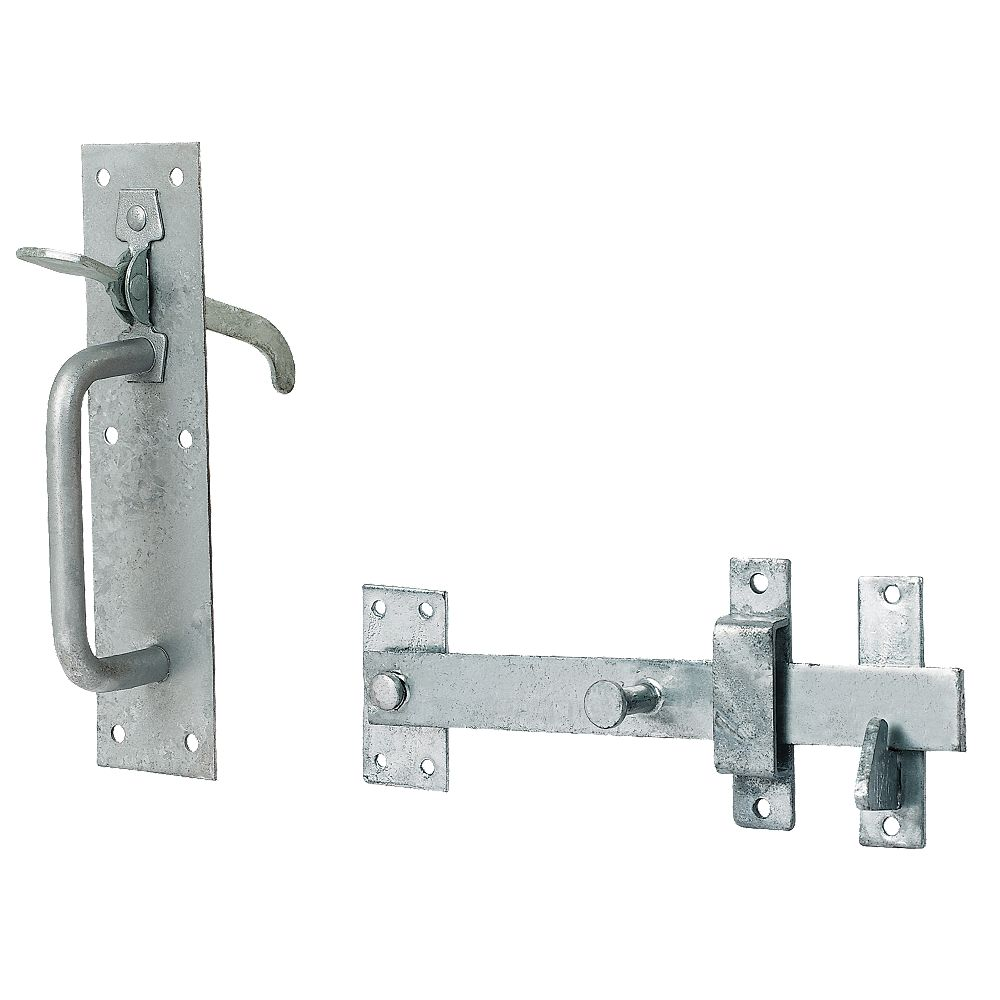 Suffolk Latch Heavy Galvanized