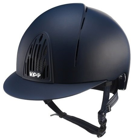 KEP Cromo Smart Riding Helmet - Navy