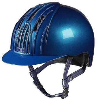KEP Endurance Riding Helmet - Blue (£232.50 Exc VAT & £279.00 Inc VAT)