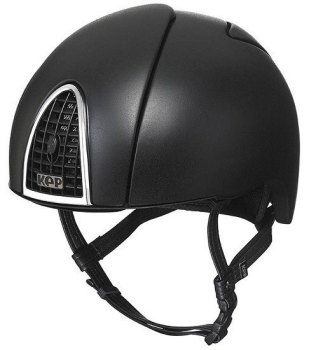 KEP Jockey/Eventing Riding Helmet - Black (£415.83 Exc VAT or £499.00 Inc VAT)