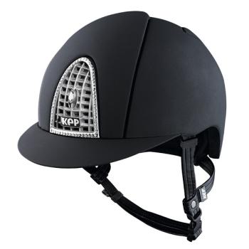 KEP Cromo Textile Black with Swarovski Crystal & Chrome Grill (£658.33 Exc VAT & £790.00 Inc VAT)