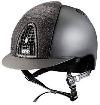 KEP Cromo Textile Black, Black Glitter Front & Back Vents, Black Grill & Swarovski Crystal Surround (£862.50 Exc VAT or £1035.00 Inc VAT)
