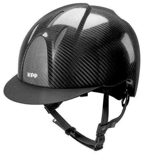 KEP E-Light Carbon Helmet - Shiny Carbon (£595.83 Exc VAT or £715.00 Inc VA