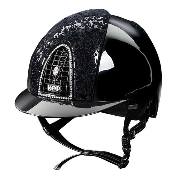 KEP Swarovski Crystal Helmet Range