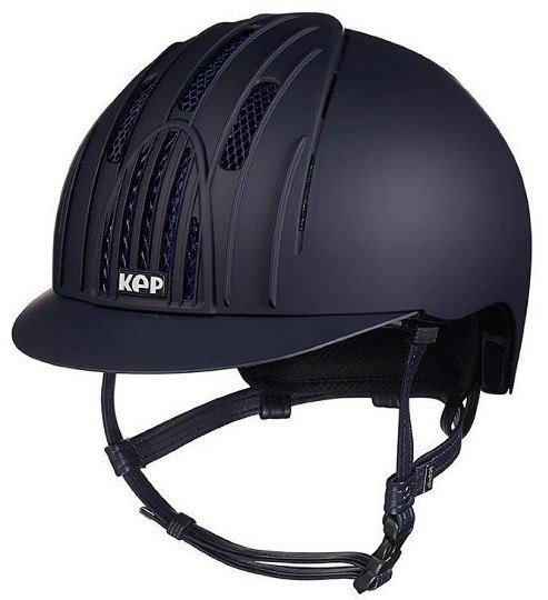 KEP Fast Helmet Navy With Navy Grills (£258.33 Exc VAT or £310.00 Inc VAT