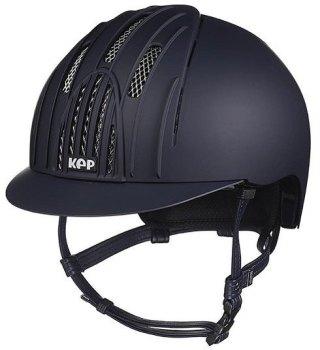 KEP Fast Helmet Navy With Chrome Grills (£254.17 Exc VAT or £305.00 Inc VAT