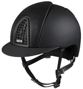 KEP Cromo Textile Black With Black Iceberg Karung Snake Skin Front & Rear Vent (£708.33 Exc VAT or £850.00 Inc VAT)