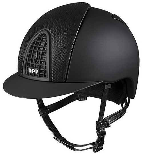 KEP Cromo Textile Black With Black Iceberg Karung Snake Skin Front & Rear V
