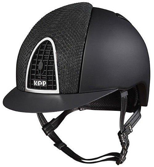 KEP Cromo Textile Black With Black Python Vent (£574.17 Exc VAT or £689.00