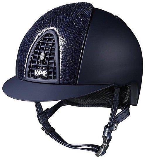 KEP Cromo Textile Blue With Blue Butterrolux Python Vent (£620.83 Exc VAT o