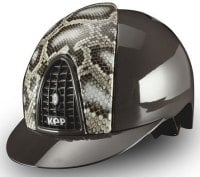 KEP Cromo Polish Brown Ghost Python, Brown Polished Grill & Vent (£708.33 Exc VAT or £850.00 Inc VAT)