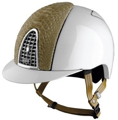 KEP Cromo Shine White with Beige Python Front Panel (£574.17 Exc VAT or £68