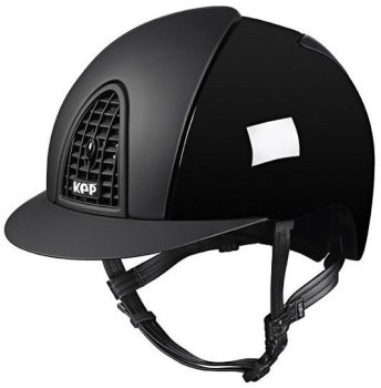 KEP Cromo Polish Black with Textile Black Front and Rear Panels (£470.83 Exc VAT or £565.00 Inc VAT)