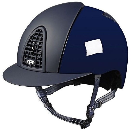 KEP Cromo Polish Blue with Textile Blue Front and Rear Panels (£433.33 Exc