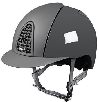 KEP Cromo Polish Grey with Textile Grey Front and Rear Panels (£433.33 Exc VAT or £520.00 Inc VAT)