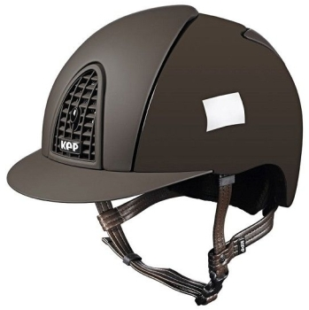 KEP Cromo Polish Brown with Textile Brown Front and Rear Panels (£470.83 Exc VAT or £565.00 Inc VAT)