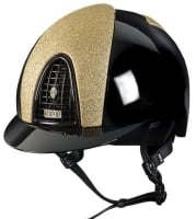 KEP Cromo Polish Black with Gold Star Glitter on the Front and Rear Panels (£725.00 Exc VAT or £870.00 Inc VAT)