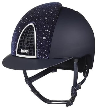 KEP Cromo Textile Blue with Sparkling Velvet (£624.17 Exc VAT or £749.00 Inc VAT)