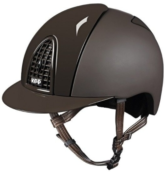 KEP Cromo Textile Brown Polished Brown Front and Back Panels (£470.83 Exc VAT or £565.00 Inc VAT)